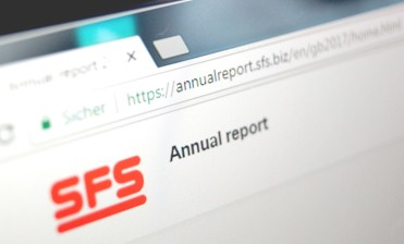 sfs group online annual report